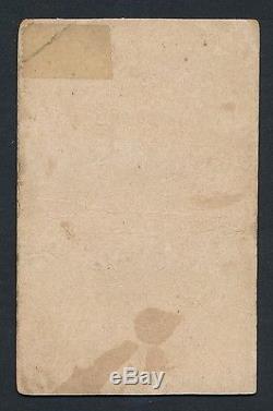 1887 KALAMAZOO BATS Vintage Baseball Card CHARLIE FERGUSON