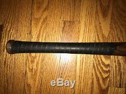 1890s Spalding Wagon Tongue No. 3/0 Old Antique Vintage Baseball Bat