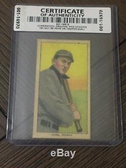 1909-11 T206 Bat On Shoulder Ty Cobb Vintage Baseball Card