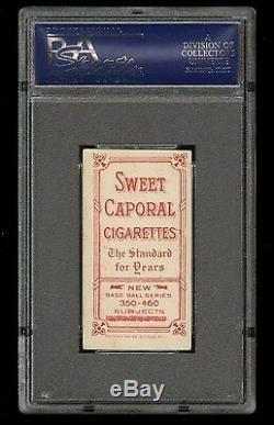 1909-11 T206 Tom Downey BATTING, SC FACTORY 42 PSA 5 EX VINTAGE BASEBALL CARD