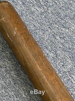 1913-1925 Vintage Thomas Tommy Griffith 35 Spalding Autograph Bat