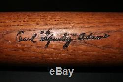 1927-32 EARL SPARKY ADAMS Vintage 31 1/2 SPALDING Baseball Bat Cubs, Cardinals