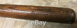 1933-1934 Rare 40 BR Variation George Babe Ruth H&B Vintage Baseball Bat