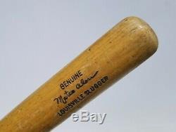 1969-72 Mateo Alou S282 Game Used 35 33 Oz Vtg Louisville Slugger Baseball Bat