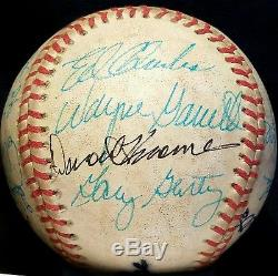 1984 EXPOS 1969 World Series METS Team Signed PETE ROSE DAWSON GARY CARTER vtg
