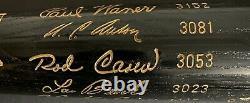1985-92 MLB Baseball 3000 Hit Club Commemorative Louisville Slugger Bat Vintage
