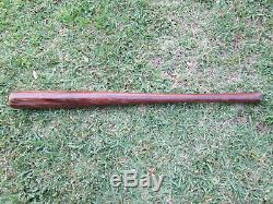 19th Century BASEBALL Antique Town Ball Home Made Vintage Baseball Bat