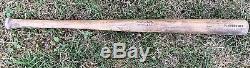 ANTIQUE VINTAGE 1920s ZINN BECK PLAYGROUND BASEBALL BAT GREENVILLE S. C