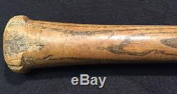 Antique Ca. 1905-1910 Spalding All Star Model 6 Vtg Baseball Bat 33.75 42.5 Oz