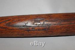 Antique Vintage 1920s H&B LS 40LG Lou Gehrig baseball bat 36 37 oz