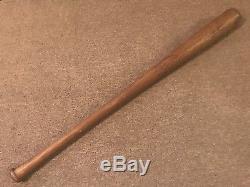 Antique Vtg 1930-40s Lou Gehrig J C Higgins Baseball Bat 35 Uncracked Rare