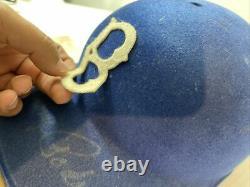 BROOKLYN DODGERS Vintage Style Johnny Podres Baseball Batting helmet 1950s