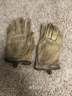 Baseball Batting Glove Set Of Gloves Old Early Wilson