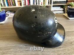 Chicago White Sox Game Used Batting Helmet Uncracked Vintage Baseball