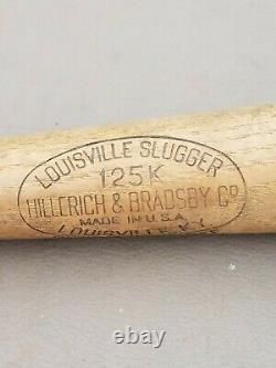 Cool vintage 1933-1934 George Babe Ruth Louisville Slugger baseball bat