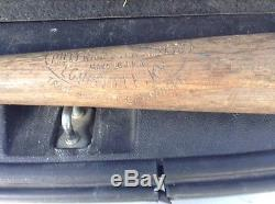 Cy Williams Louisville Slugger No. 40 Vintage 33 Baseball Bat