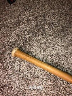 Davis Style Hickory Stick by Bemis VINTAGE BASEBALL BAT