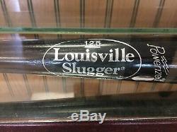 Derek Jeter Signed Game Model P72 baseball Bat vintage autograph Steiner COA