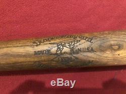 Draper & Maynard Vintage Baseball Bat