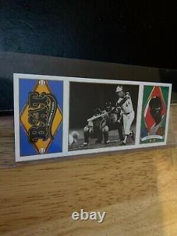 Hank Aaron 1993 Upper Deck Primo #1 Baseball Assistance Team BAT VINTAGE