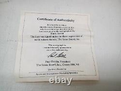 Hank Aaron Signed Autographed Vintage Adirondack 302 Blonde Baseball Bat with CoA