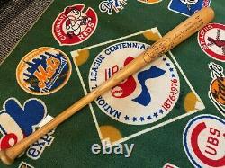 Harmon Killebrew Minnesota Twins Signed Vintage 35'' Baseball Bat Nice Jsa