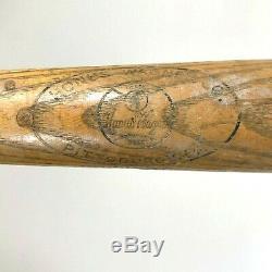 Honus Wagner HW200 Vintage Antique Wooden Softball Baseball Bat Pittsburgh 34