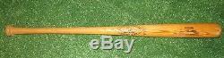 Jim Northrup Game Used Vintage Baseball Bat Detroit Tigers Baltimore Orioles