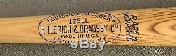 Little League Vintage Wooden Baseball Bat Louisville Slugger Roger Maris 125LL