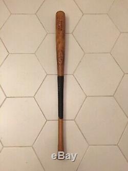 Lou Gehrig Hillerich & Bradsby Pre Louisville Slugger 35 Baseball Bat Vintage