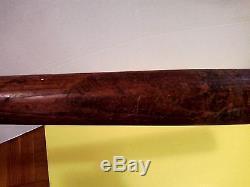 Louisville Slugger Emil Mailho Vintage Baseball Bat Very Rare