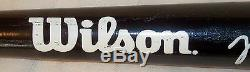 Michael Jordan vtg wood baseball bat CHILD SIZE Wilson Official Model 13MJTB 26
