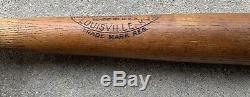 Mickey Cochrane Philadelphia Athletics Hillerich & Bradsby Baseball Bat Vintage