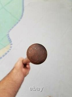 Old Vintage antique C King Clyde Louisville Slugger powerized Fungo baseball bat