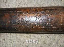 Paul Waner vintage louisville slugger Baseball Bat 1930s antique