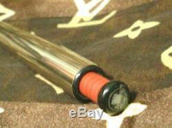 Pentel Ballpoint Pen Baseball Bat Designed 1980's Showa Retro Vintage From Japan