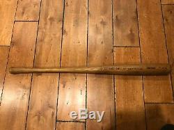 RARE 1910's Toomey EB Kelly Spalding Store Model Baseball Bat VINTAGE