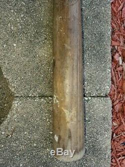 RARE Vintage 1914 40K Kork Grip Louisville Slugger Baseball Bat