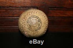 RARE Vintage SPALDING 1900s-10s NO. 3 ROCKET Baseball not glove bat
