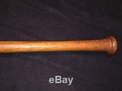 RARE Vtg Mickey Cochrane 1936 Louisville Slugger 40 H&B Tigers HOF Baseball Bat