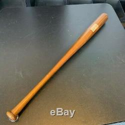 Rare Pete Rose Signed 200 Hits Ten Years Signed Vintage 1978 Baseball Bat