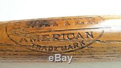 Rare Simmons Hardware Swatter Baseball Bat Vintage Antique