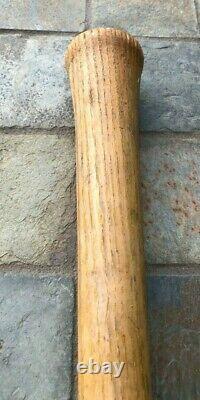 Rare Vintage Baseball Bat Spalding Autograph Tommy H Griffith Game Baseball Bat