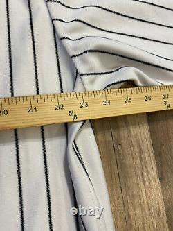 Rare Vintage Greensboro Bats #36 Game Used MILB Jersey Mens 48 XL