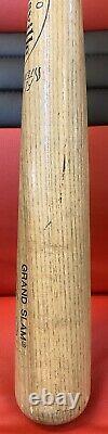 Rare Vintage Louisville Slugger 180 Flame Tempered Grand Slam Baseball Bat