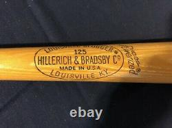 Roberto Clemente Louisville Slugger Hillerich & Bradsby Vintage Baseball Bat RC5