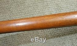 SPALDING Mushroom Knob Baseball Bat, 35 long, Vintage Early 1900s