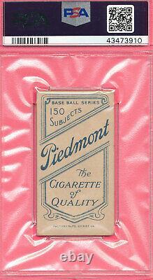 STRONG PSA 2 GOOD T206 WILLIE KEELER withBAT 1909 PIEDMONT GRADED VINTAGE TPHLC
