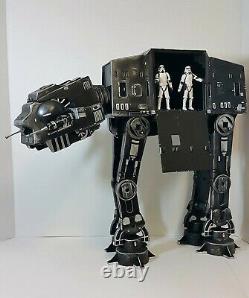 Star Wars At At Vintage Imperial Combat Assault Hover Tank Inspired Walker