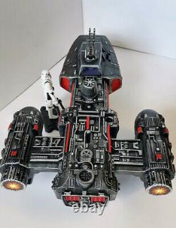 Star Wars Y Wing Captured Mandalorian Imperial death trooper Inspired Custom